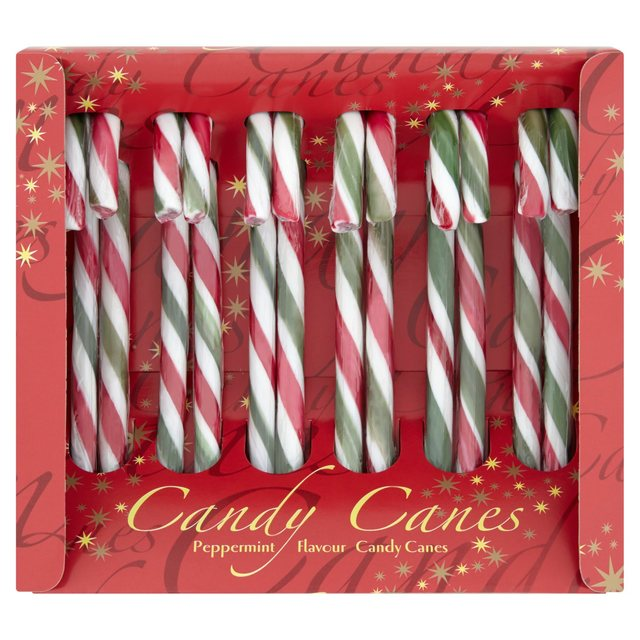 Add a box of candy canes