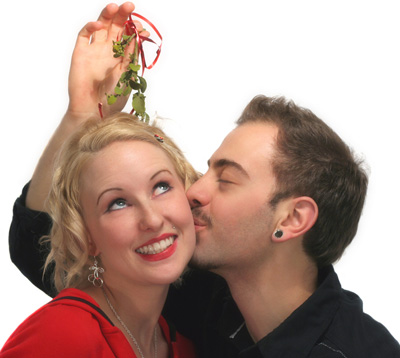 Kissing under the mistletoe: a guide
